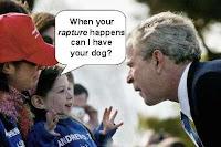 Bush Rapture