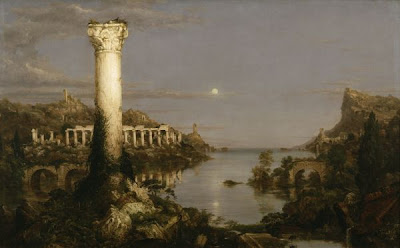 Thomas Cole Desolation