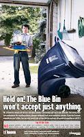 Toronto Bogus Recycling