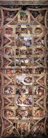 Michelangelo Buonarroti Sistine Chapel Ceiling
