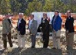 Massey Energy Baxter Phillips (left) Don Blankenship (2nd from right)
