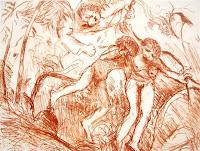 Arthur Boyd, Expulsion, Garden of Eden, 1952