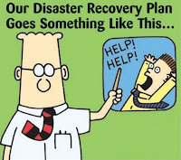 Dilbert, Disaster Plan