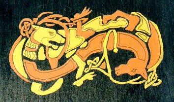Dragon Yin Yang Ouroboros
