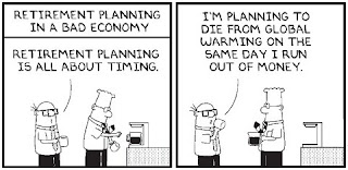 Dilbert Retirement