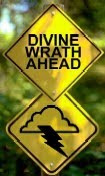 Divine Wrath Ahead