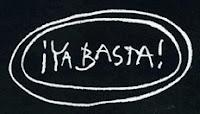 ¡Ya Basta!