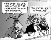 Democrats & Republicans