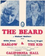 Michael McClure The Beard
