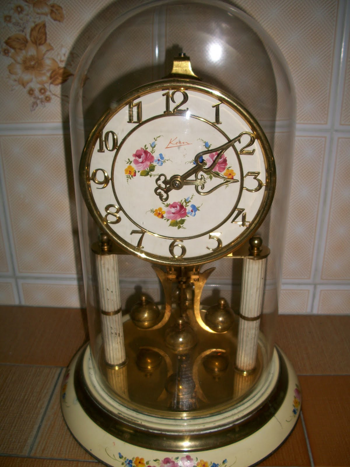 Collectible Items 400 Days Table Clock Collection Keinzle