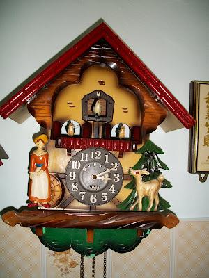 Collectible Items Cuckoo Clock Collection 1 Citizen