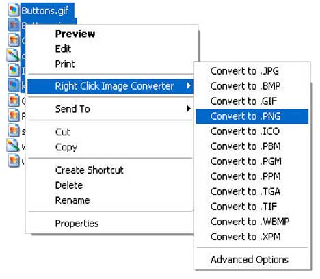 Right Click Image Converter v2.2.2 Final