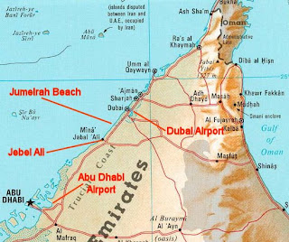 FUJAIRAH IN FOCUS Dubai to Fujairah Canal Would Facilitate Oil Flow