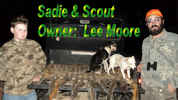 Lee Moore's Sadie Belle and Scout