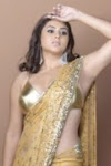 Namitha Wearing Saree Video