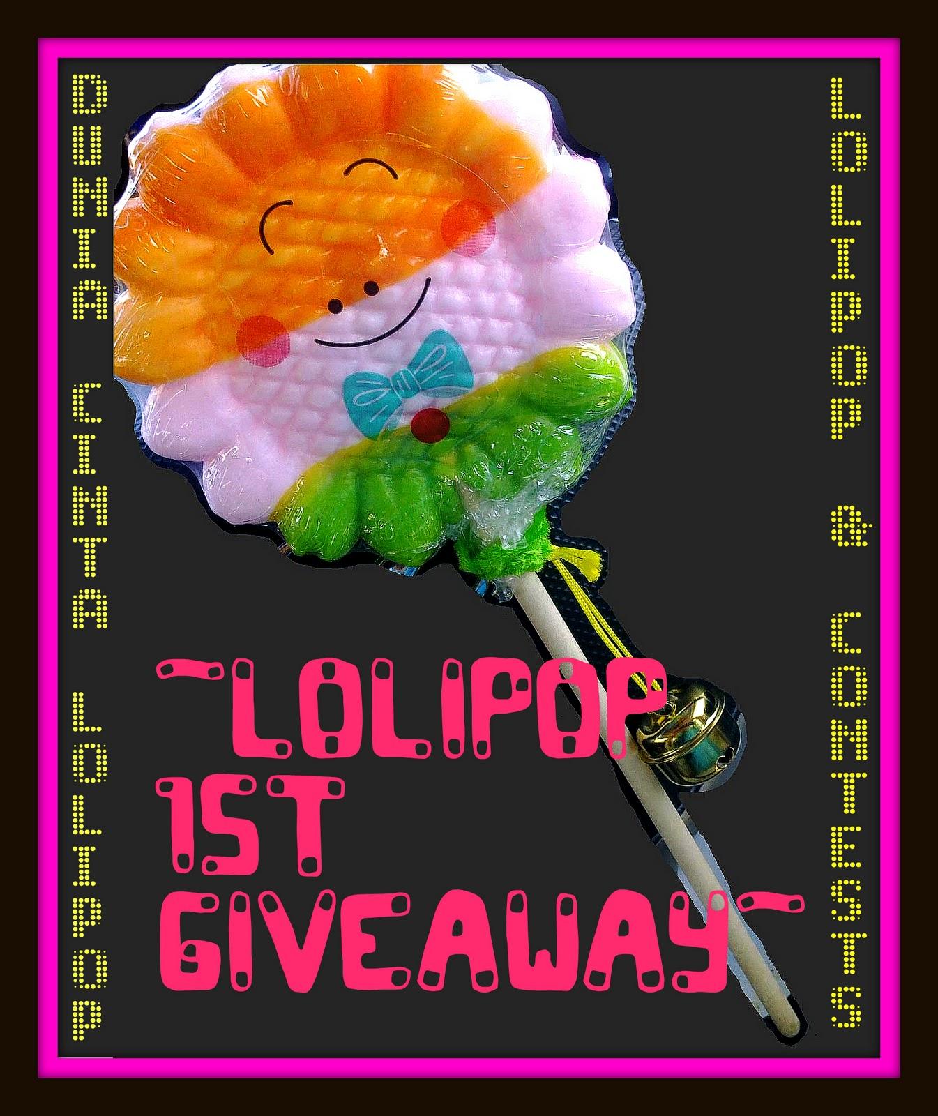 ~LoLiPoP 1st GiVeAwAy~