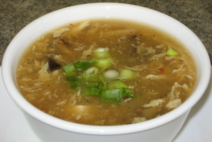 chinese hot and sour soup style hot and sour soup hot and sour soup ...
