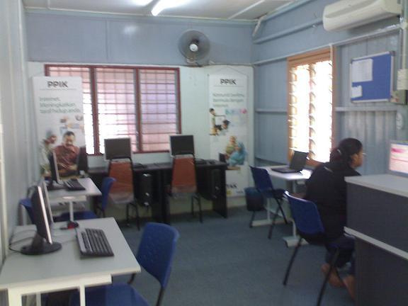 pusat perkhidmatan ilmu komuniti (ppik)