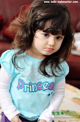Gambar Anak Kecil Yang Lucu Banget