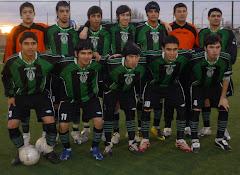12º fecha Liga Sur 2008