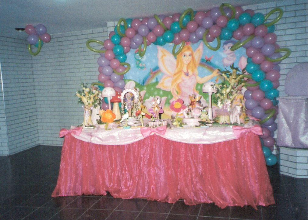 decoracao festa barbie : decoracao festa barbie:Regina Festas e Decoração: Festa Barbie Fada