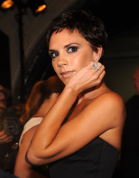 fresh Short Pixie Haircut From Victoria Beckham