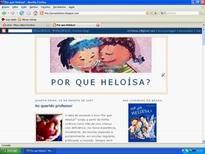 """Blog do livro """"Por que Heloísa?"""""""