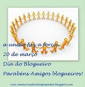 Selo do Dia do Blogueiro