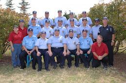 Arbitros Copa Canada 2009