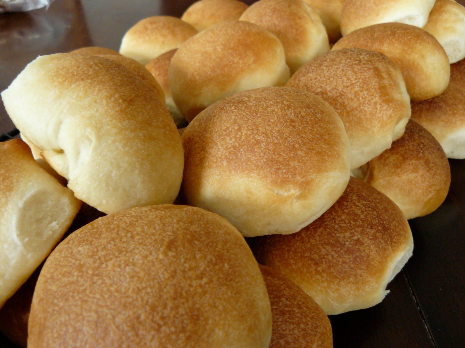 kitchen addiction: Dinner Rolls