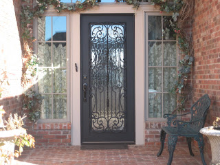 Urban Ironcraft Wrought Iron Front Doors