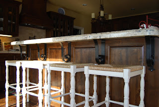 Urban Ironcraft Iron Corbels Counter Top Support