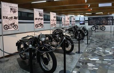 Motos BMW antigas