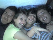 Armand, Lok, io, Chino.