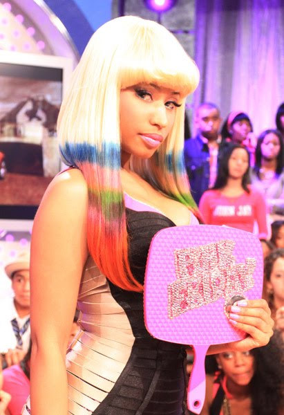 nicki minaj cd release date