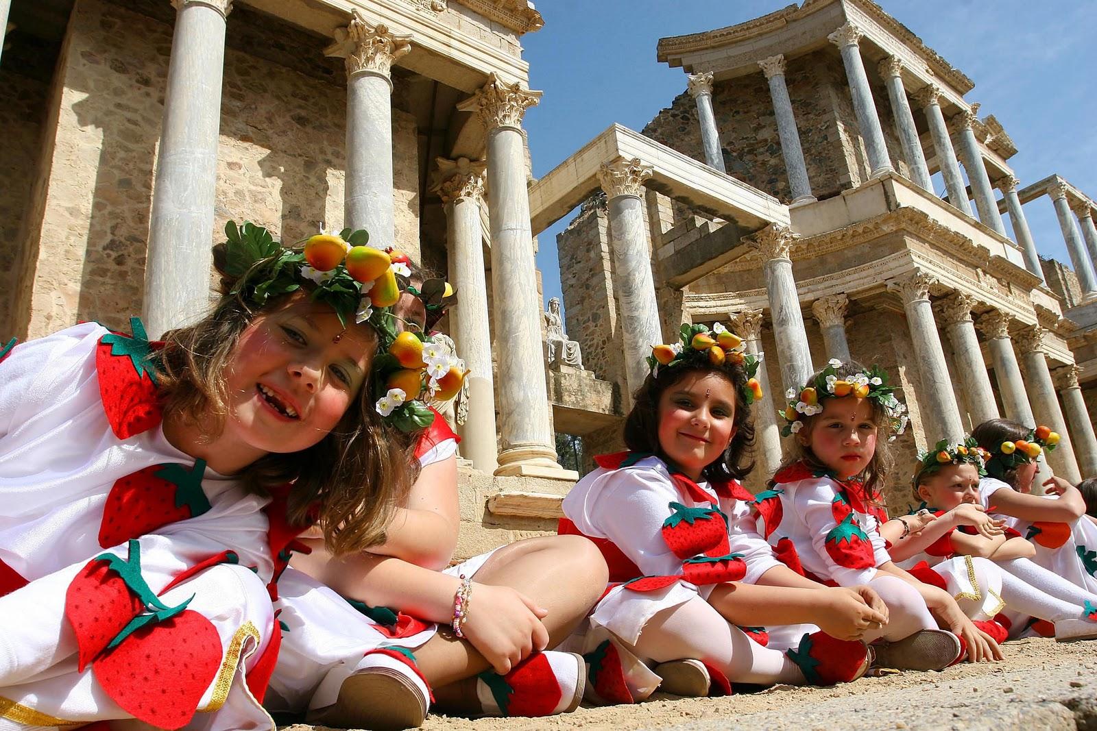 Matrimonio In Epoca Romana : Nómadas de hoy una boda teatro
