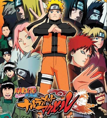 Naruto Shippuden Movie 4 English Sub. naruto shippuden bonds kizuna