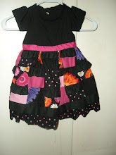 Girls Ruffle layered Dress