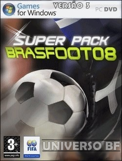 [Brasfoot]Super pack Brasfoot 2008 v.3 SPBF08