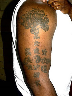 Hanzi and Kanji Tattoos