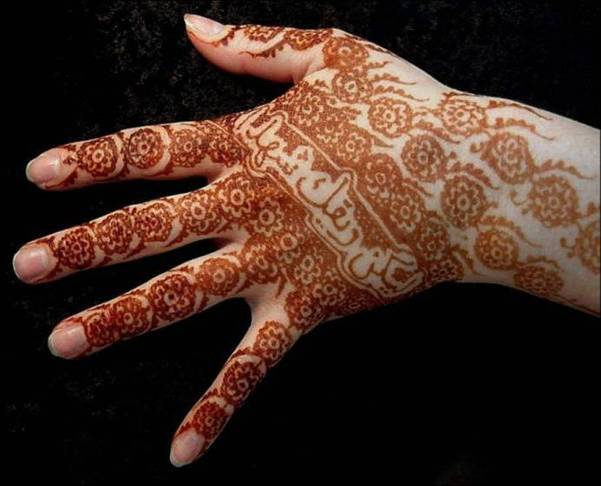 Henna Tattoos Design Pictures 7