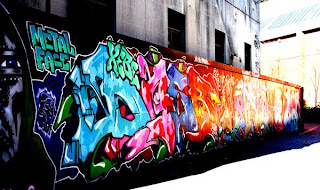 Graffiti Full Colour
