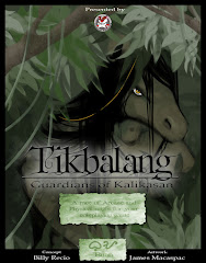 Tikbalang: Guardians of Kalikasan 4E
