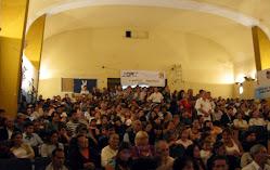Acto de la CPF en La Plata