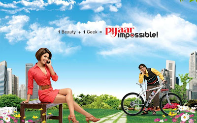 Pyaar Impossible 2010 wallpapers