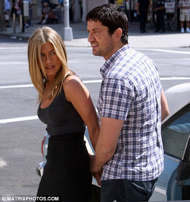 Hotel, where Jennifer Aniston and Gerard Butler dating fixed is located in ...