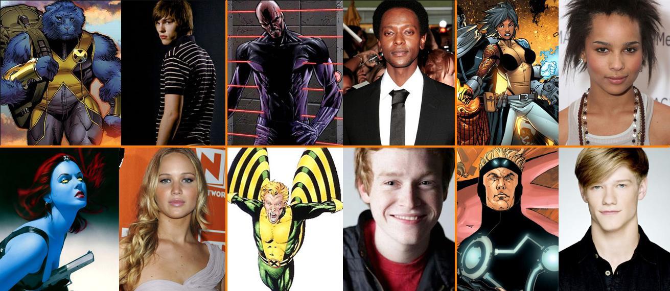 Primera Imagen Oficial de la Precuela de X-Men! - Taringa!