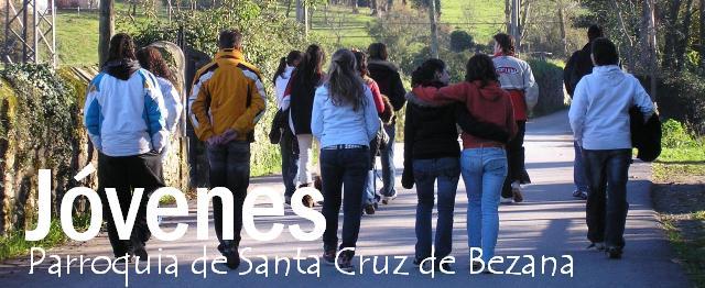 Jóvenes. Parroquia de Santa Cruz de Bezana