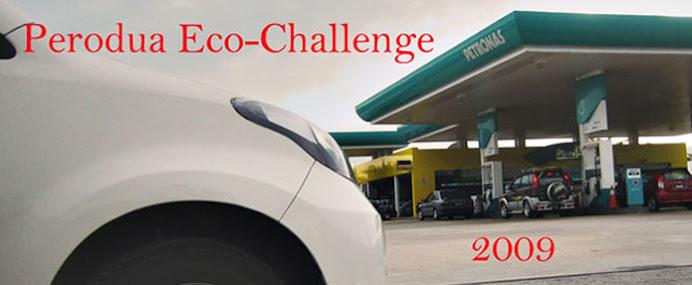 Perodua Myvi Eco-Challenge 2009 Universiti Tenaga Nasional