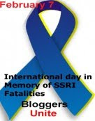 International Day in Memory of SSRI Fatalities